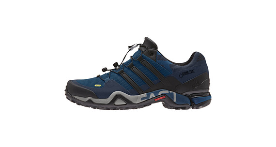 adidas Terrex Fast R GTX Shoes Men techsteelf16/coreblack/collegiatenavy